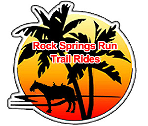 Rock Springs Run Horseback trail rides
